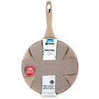 more details on Salter 28cm Forged Marble Frying Pan - Beige.