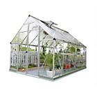 more details on Palram Balance Silver Greenhouse - 8x12ft.