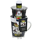 more details on Pot Noodle Bombay Bad Boy Noodle Mug Gift Set.