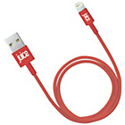 more details on JL Data Plus Charge Cable - Red.