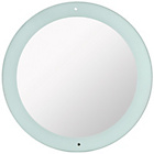 more details on Round Frosted Tilting Mirror.