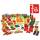 more details on Chad Valley 104 Piece Play Food Set.