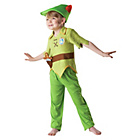 more details on Disney Peter Pan Dress Up Costume - 5-7 Years.