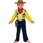 more details on Disney Pixar Toy Story Woody Dress Up Costume - 3 - 4 Years.