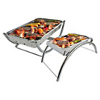 more details on Bar-Be-Quick Dual Reusable Barbecue Stand.