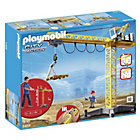 more details on Playmobil Large Crane with Infra-Red Remote Control.
