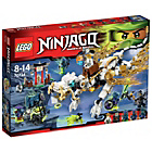 more details on LEGO® Ninjago Master Wu Dragon - 70734.