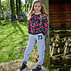 more details on Cherokee Girls' Authentic Grey Joggers - 9-10 Years.