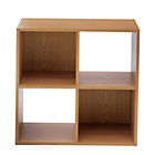 more details on Squares 4 Cube Unit - Oak Effect.