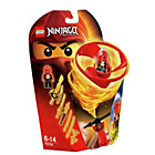 more details on LEGO® Ninjago Airjitzu Kai Flyer Playset - 70739.