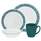 more details on Corelle Aqua Tiles 16 Piece Dinner Set.