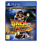 more details on Back To The Future PS4 Game.