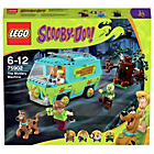 more details on LEGO Scooby-Doo The Mystery Machine - 75902