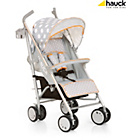 more details on Hauck Torro Pushchair - Grey with Dots.