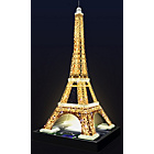 more details on Ravensburger Eiffel Tower Night Edition 3D Puzzle - 216 Pcs