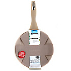 more details on Salter 24cm Forged Marble Frying Pan - Beige.