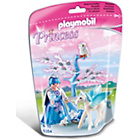 more details on Playmobil Winter Fairy Princess with Pegasus.
