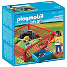 more details on Playmobil Turtle Enclosure.