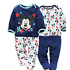more details on Disney Mickey Mouse Boys' 2 Pack of Pyjamas.