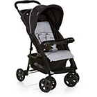 more details on Hauck Shopper Comfortfold Pushchair - Black and Silver.
