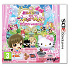 more details on Hello Kitty Magic Rhythm Cooking 3DS Game.
