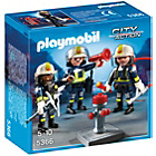 more details on Playmobil Firemen Team.