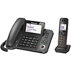 more details on Panasonic KX-TGF320EB Combo Telephone with Answer M/c-Single