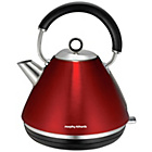 more details on Morphy Richards 102004 Accents Pyramid Kettle - Red.