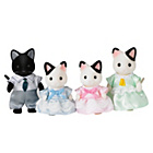 more details on Sylvanian Families Tuxedo Cat Family.