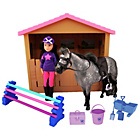 more details on Chad Valley Pony Parade Stables Horse Bumper Set.