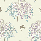 more details on Arthouse Willow Song Duck Egg Blue Wallpaper.