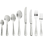 more details on Viners Stainless Steel Rattail 44 Piece Cutlery Set.