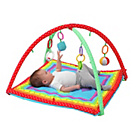 more details on Chad Valley Baby Rainbow Play Gym.