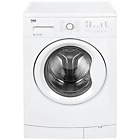 more details on Beko WMB81223LW 8KG 1200 Spin Washing Machine - White.