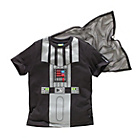more details on Star Wars Boys' Novelty Top and Cape.