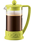 more details on Bodum Brazil 3 Cup 350ml Coffee Maker - Lime.