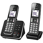 more details on Panasonic KXTGD322 Cordless Telephone with Answer M/c -Twin.
