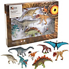 more details on Natural History Museum 8 Piece Box Set-Dinosaur Collection.