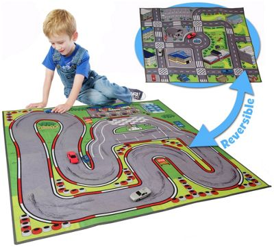 Buy Chad Valley Double Sided Playmat at Argos.co.uk - Your ...
