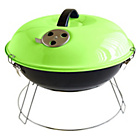 more details on Bar-Be-Quick Portable Picnic Charcoal Barbecue - Green.