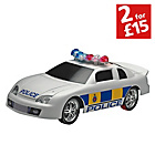 more details on Chad Valley Light and Sound Police Car.