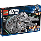 more details on LEGO® Star Wars Millennium Falcon.