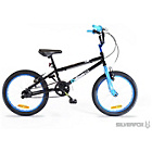 more details on Silverfox Plank 18 Inch BMX Bike - Boys'.
