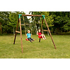 more details on Little Tikes Roma Double Swing Set.