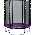 more details on Plum Stardust Junior Trampoline and Enclosure.
