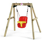 more details on Plum Wooden Baby Swing Set.