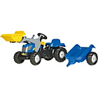 more details on Rolly Toys New Holland T7040 Tractor.