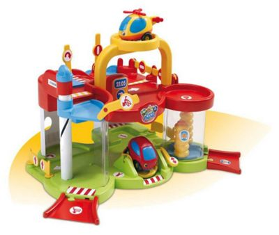 Buy Smoby Vroom Planet My First Garage At Argos Co Uk Your Online Shop For Toy Cars Vehicles