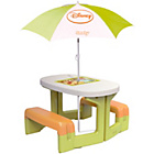 more details on Smoby Winnie the Pooh Picnic Table and Parasol.