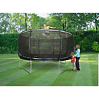 more details on Plum Magnitude Trampoline and Enclosure - 14ft.